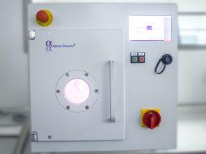 Alpha Plasma AL-18 oxygen/argon plasma cleaner